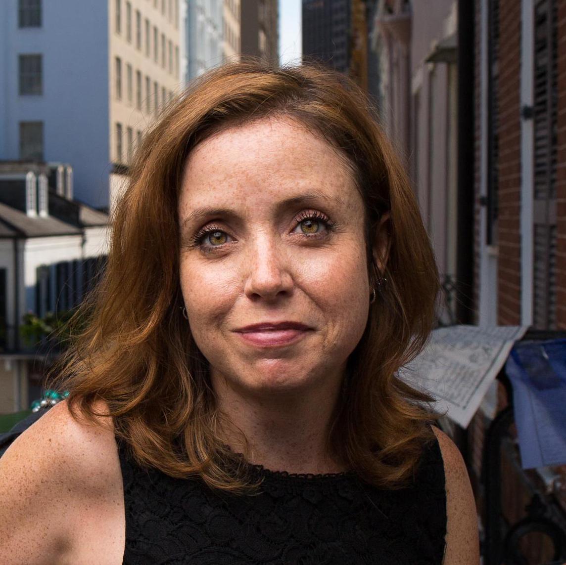 Danielle Nierenberg headshot