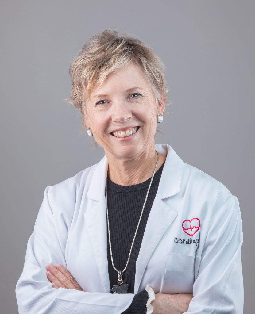 Dr. Cate Collings headshot